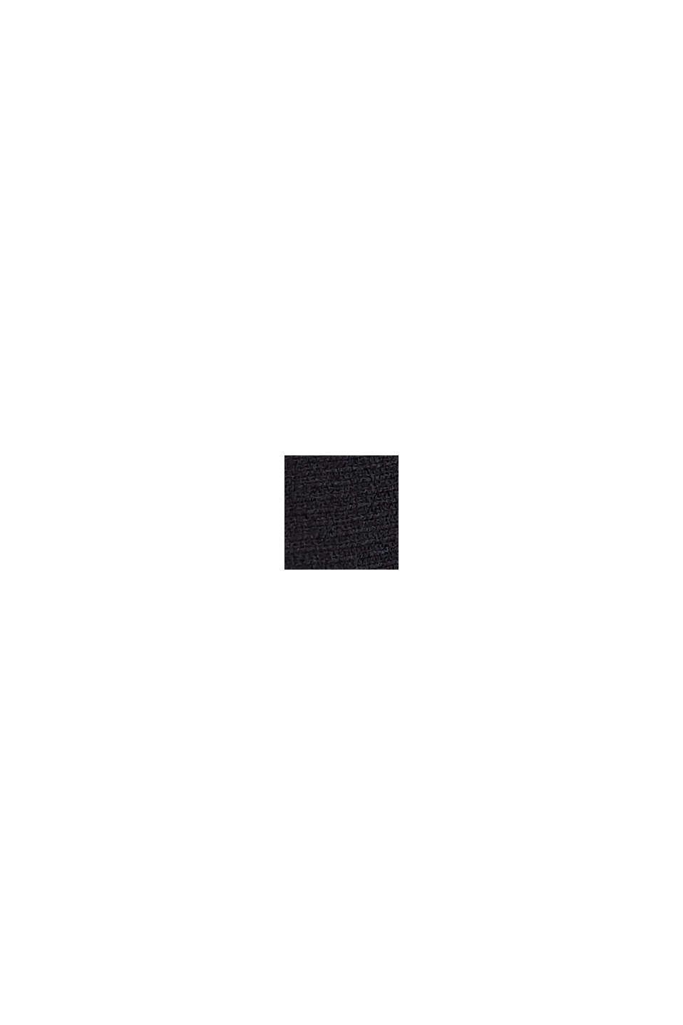 Top con tirantes de encaje, BLACK, swatch