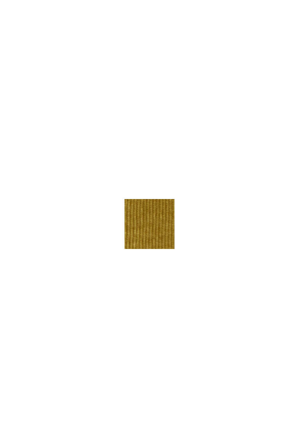Van TENCEL™ lyocell: top met laag uitgesneden rug, OLIVE, swatch