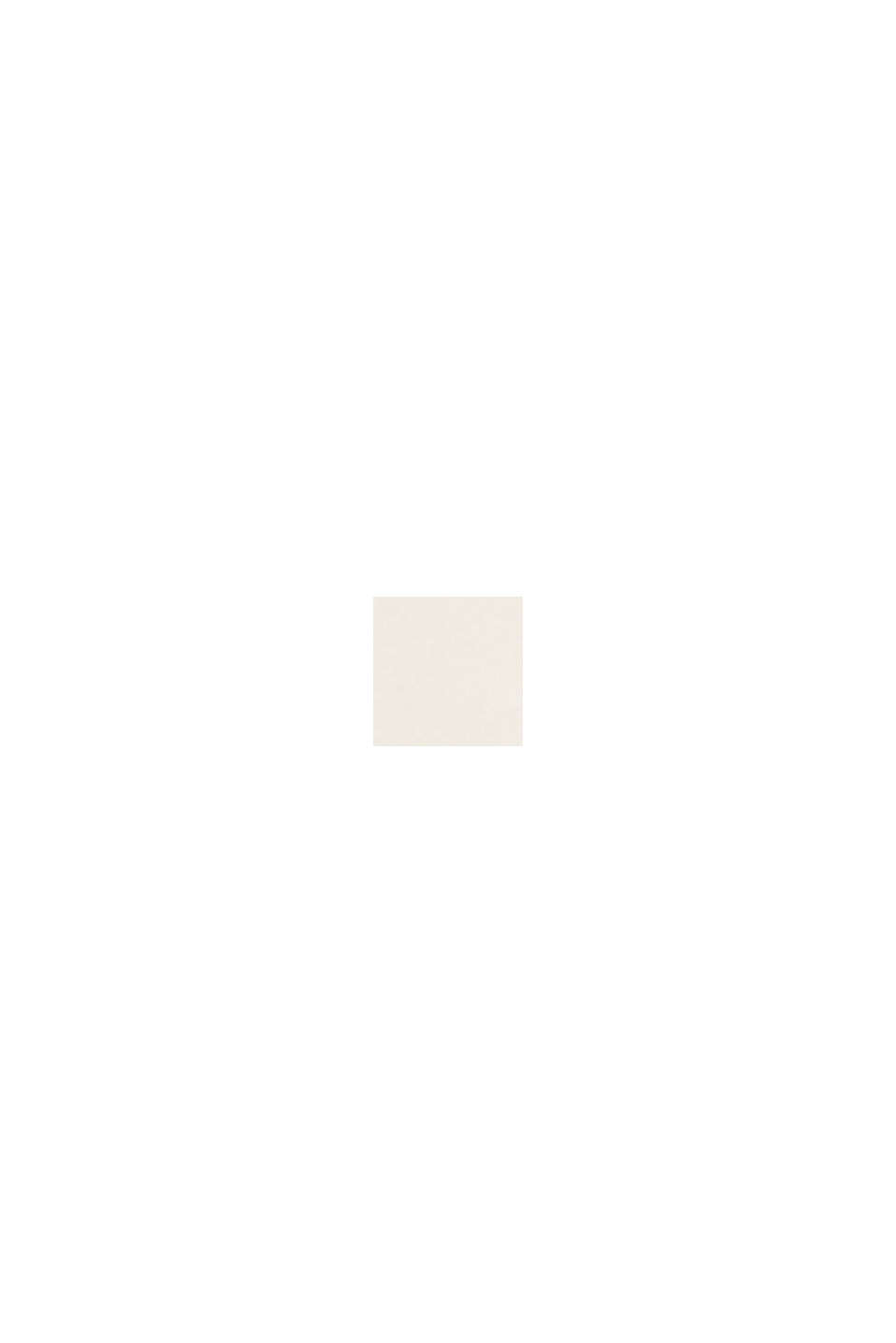 T-Shirt mit LENZING™ ECOVERO™, OFF WHITE, swatch
