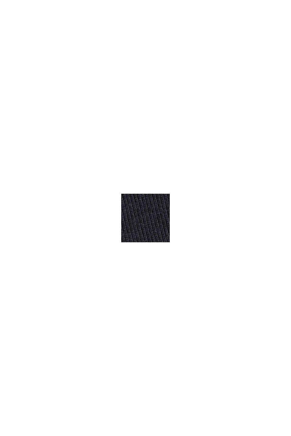 Polo en jersey doté de la technologie COOLMAX®, BLACK, swatch