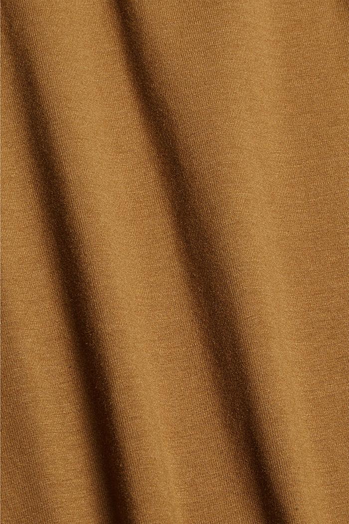 Koszulka polo z jerseyu z technologią COOLMAX®, BARK, detail image number 5