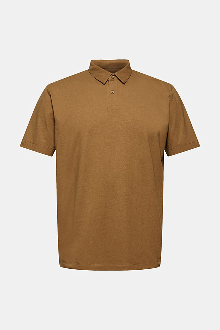 Koszulka polo z jerseyu z technologią COOLMAX®, BARK, detail image number 6