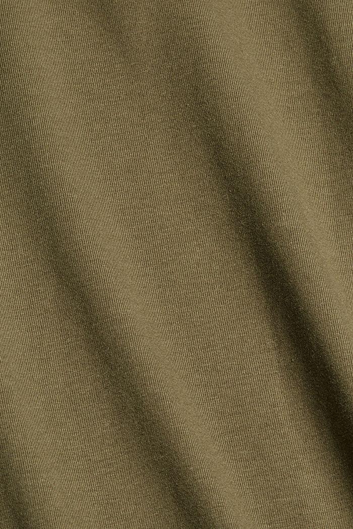 Koszulka polo z jerseyu z technologią COOLMAX®, LIGHT KHAKI, detail image number 5
