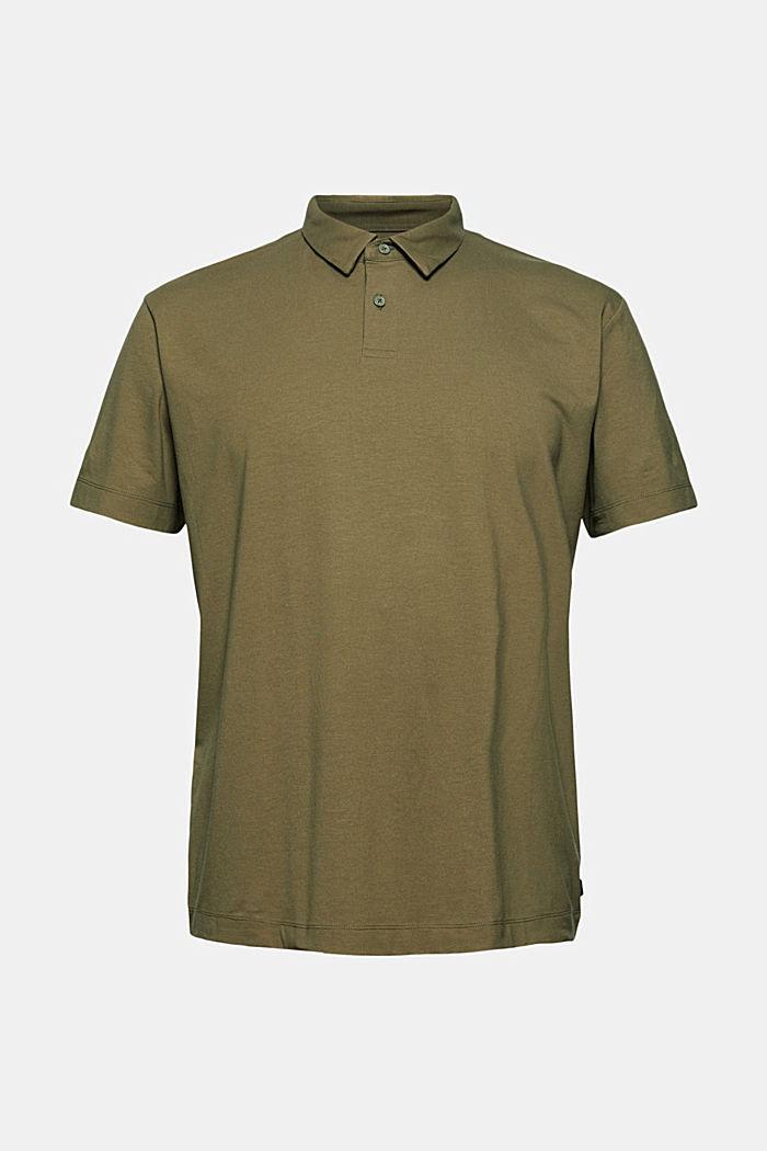 Koszulka polo z jerseyu z technologią COOLMAX®, LIGHT KHAKI, detail image number 6