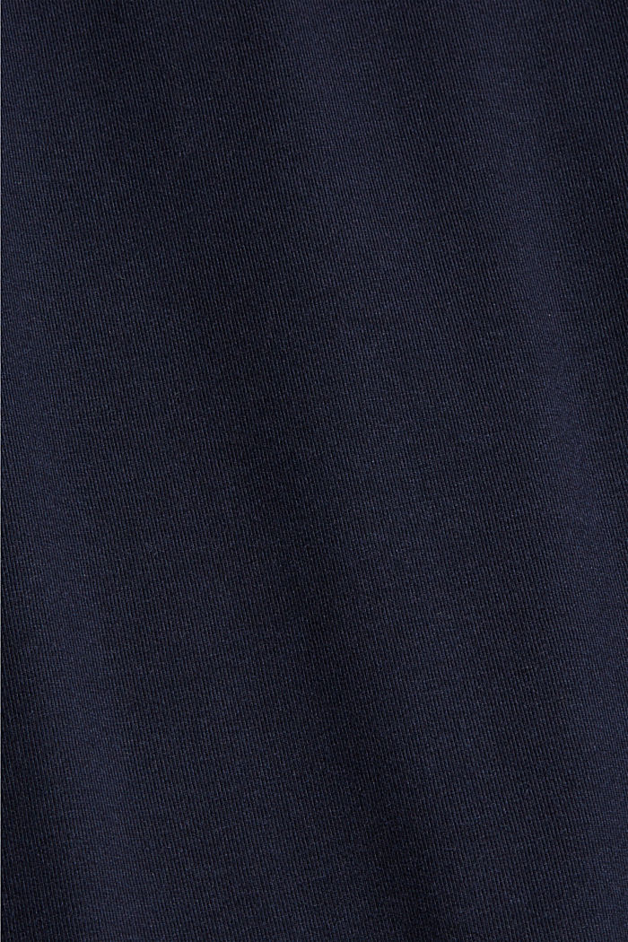 Jersey polo shirt with COOLMAX®, NAVY, detail image number 4