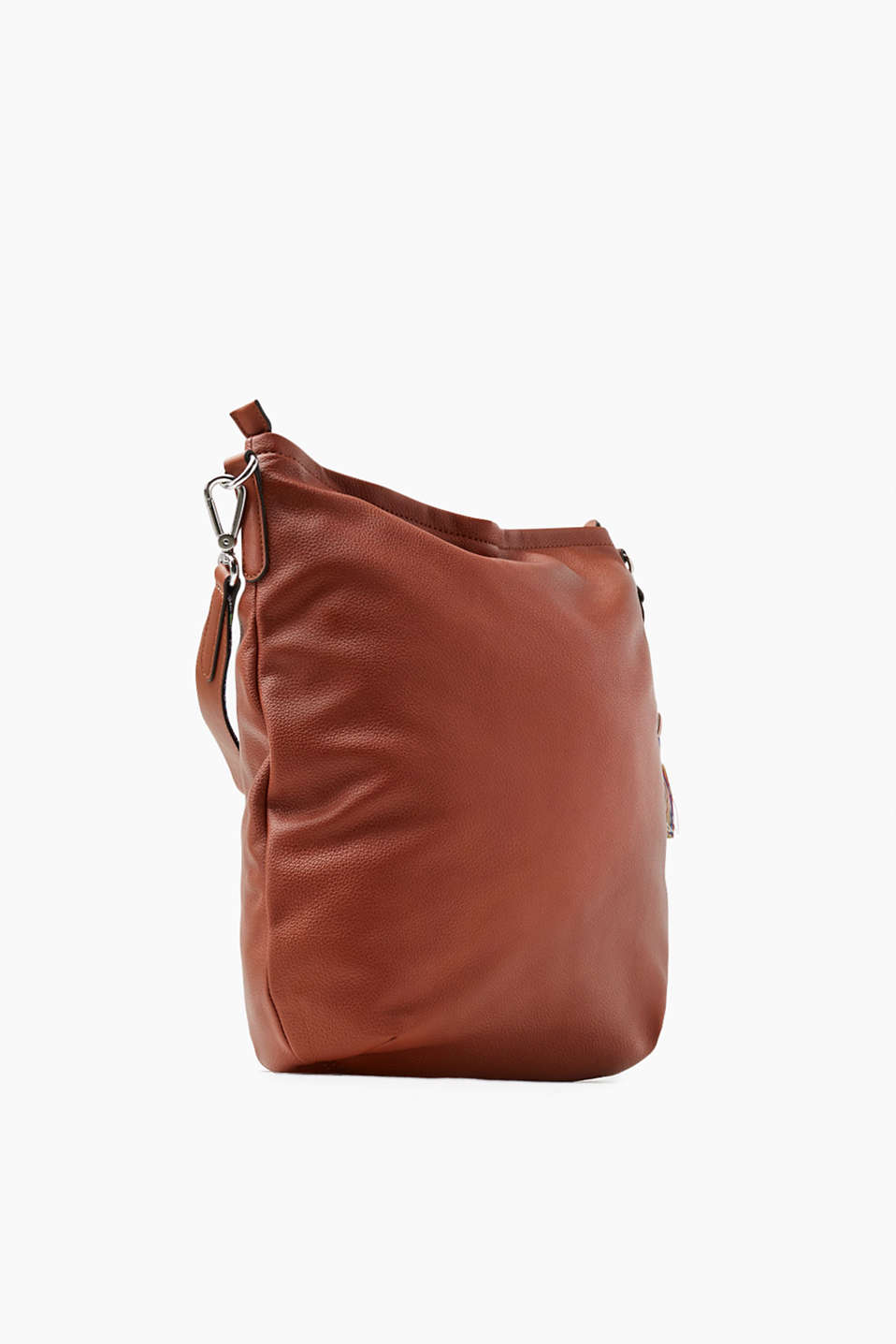 Trendige Hobo Bag in Leder-Optik