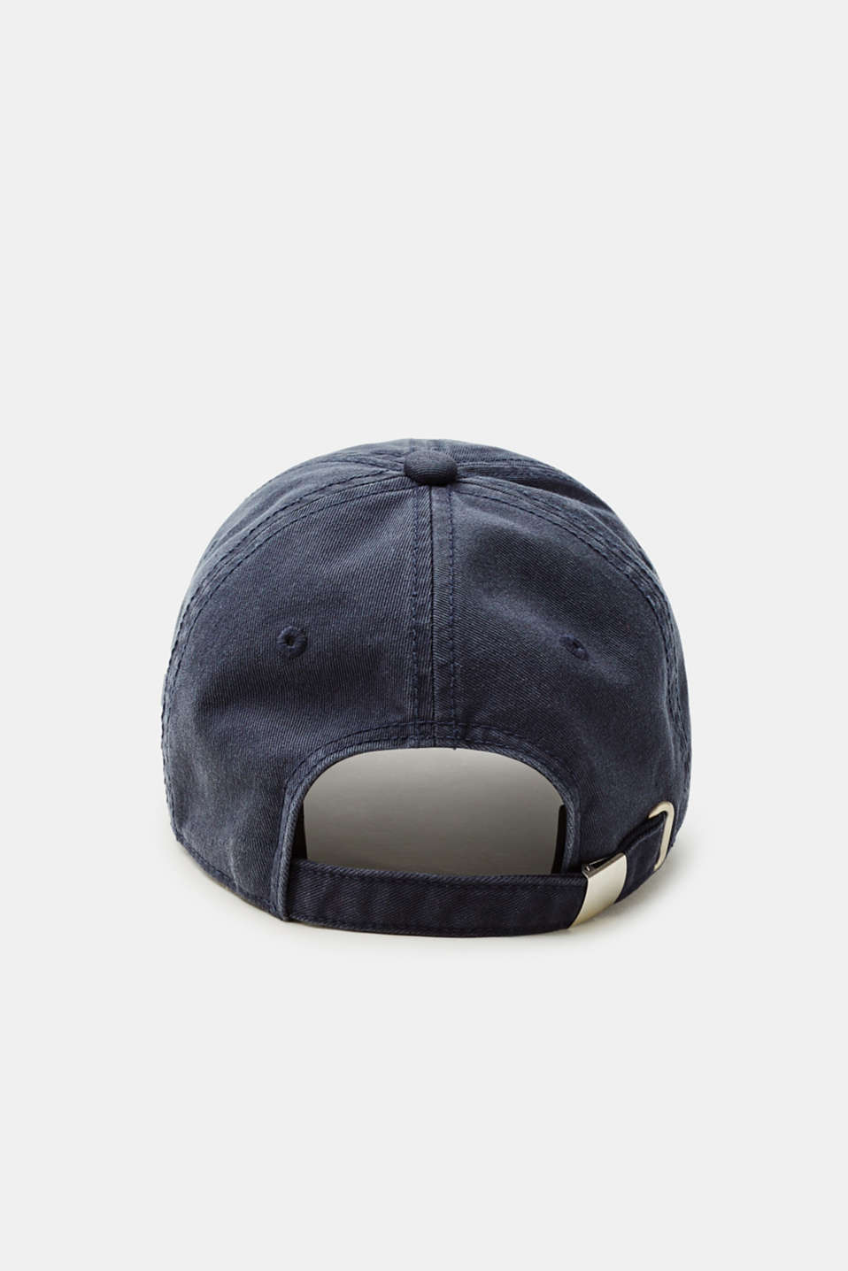 Base Cap mit Statement-Stickerei, 100% Baumwolle
