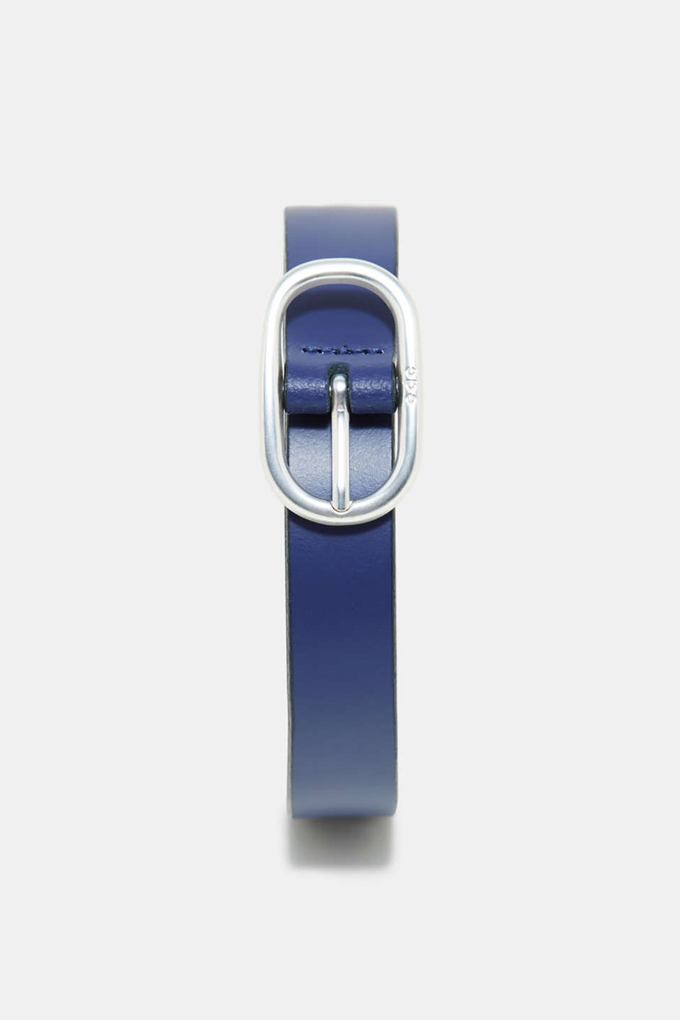 edc - Narrow leather belt in on-trend colours