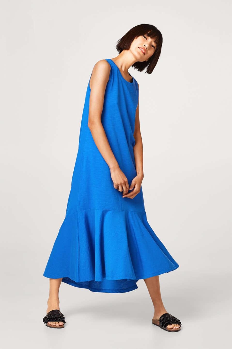 edc – Bavlněné maxi šaty z žerzeje slub v našem on-line shopu 8ae571597d