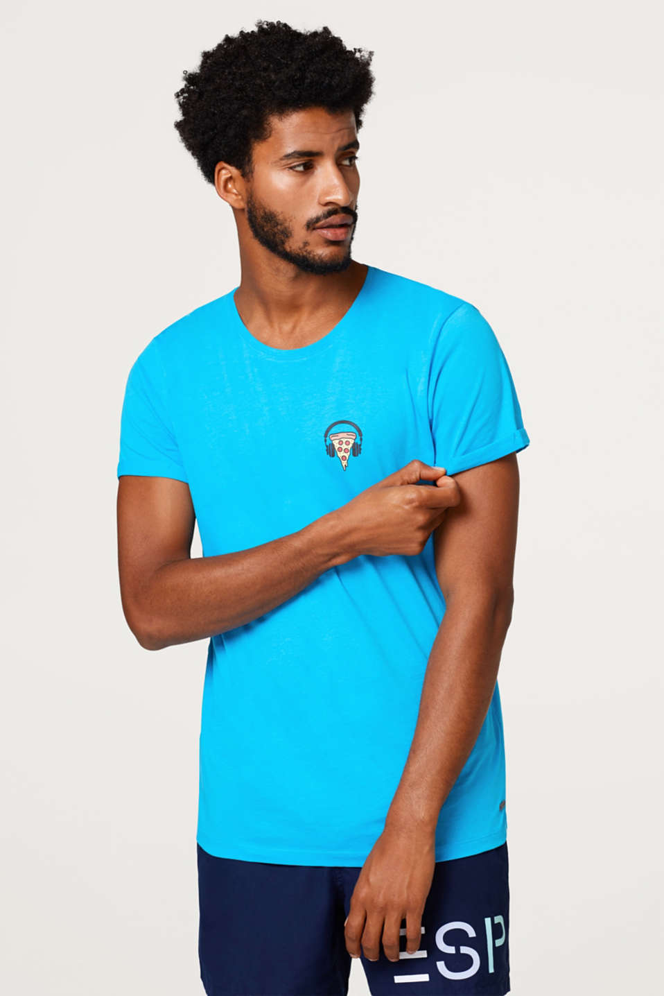 edc - Jersey T-shirt in 100% cotton