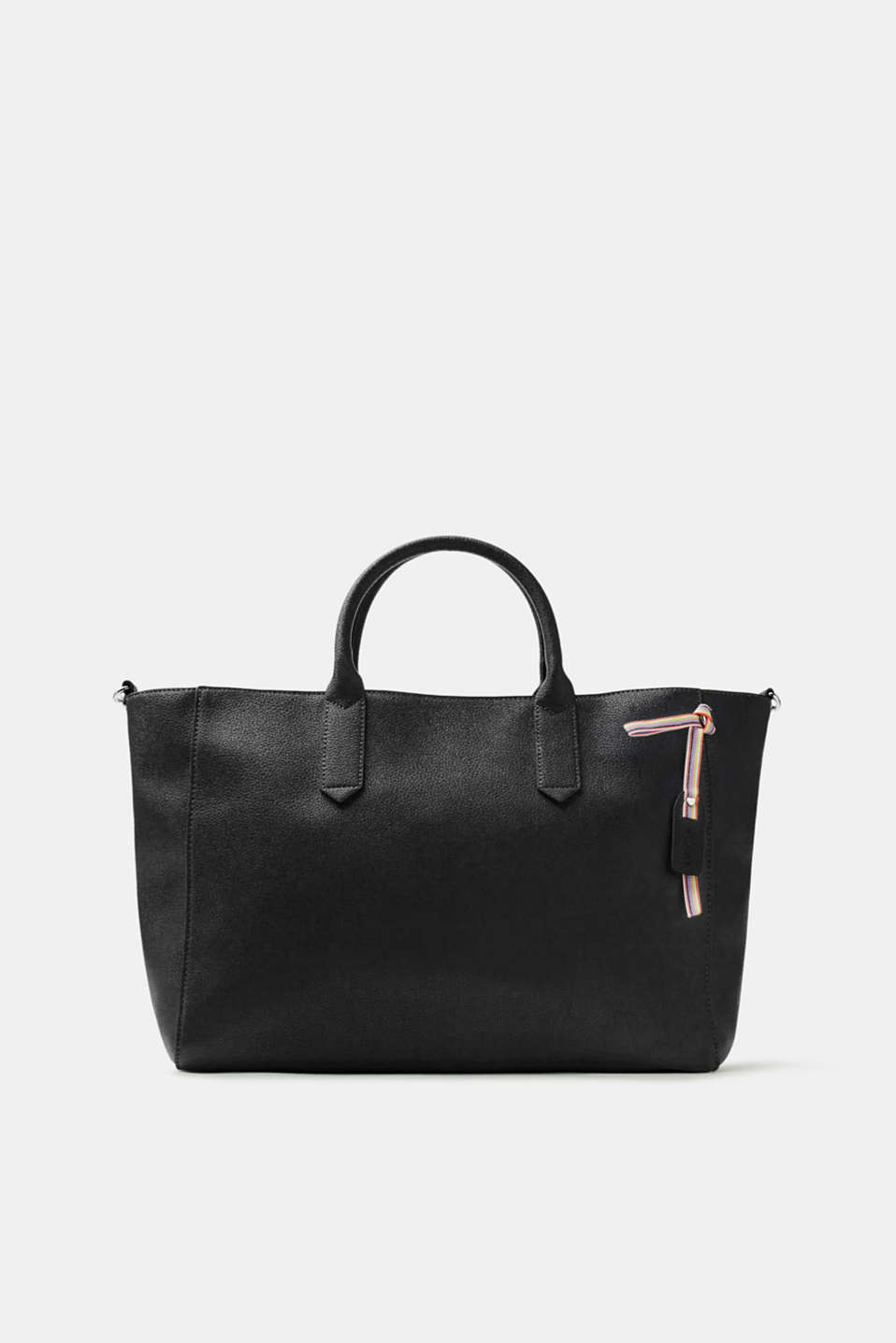 This tote bag is extremely elegant and timeless - the perfect accessory.