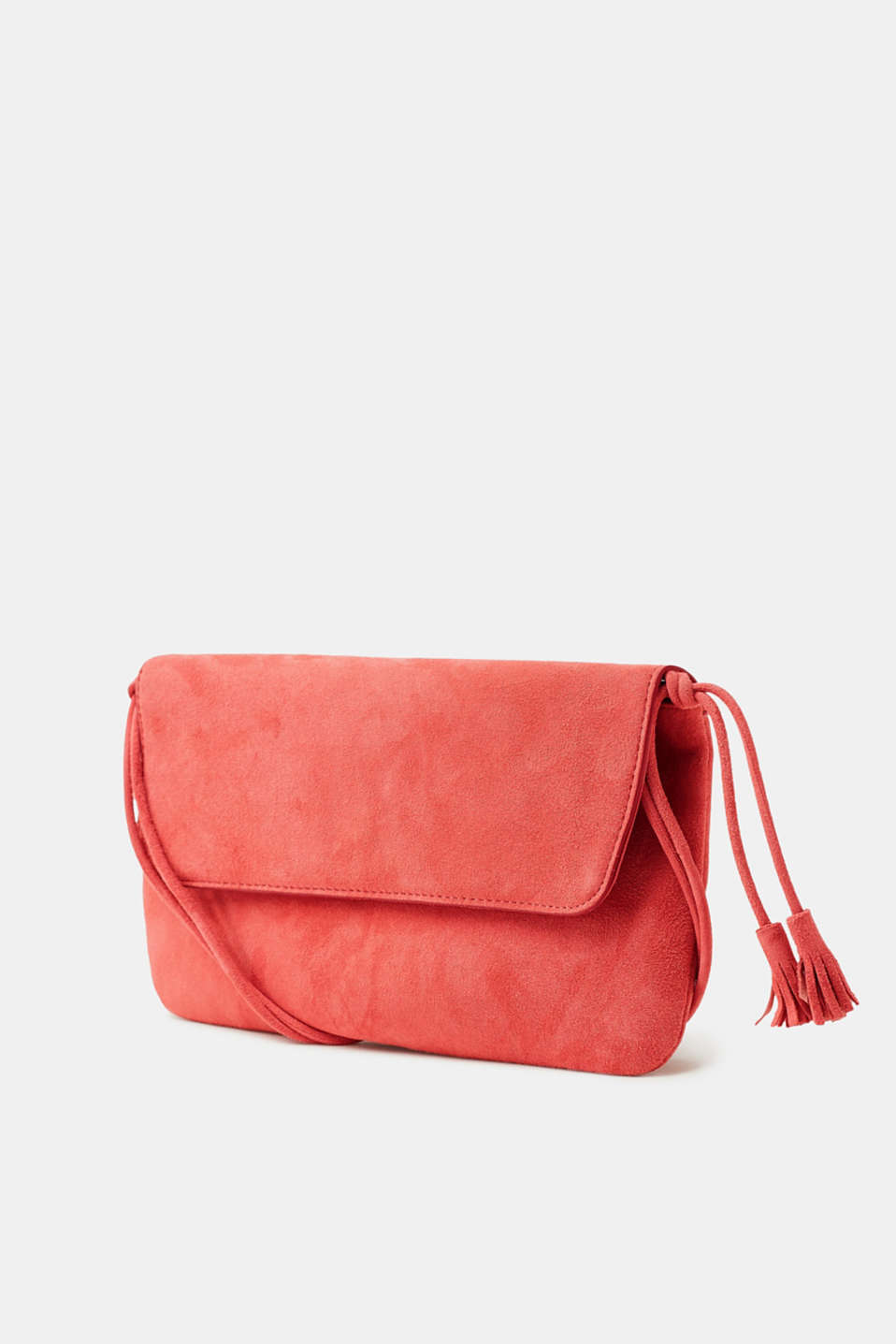 Esprit - Clutch bag in kid leather