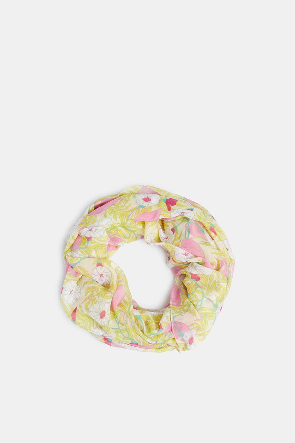 edc - Snood with floral print