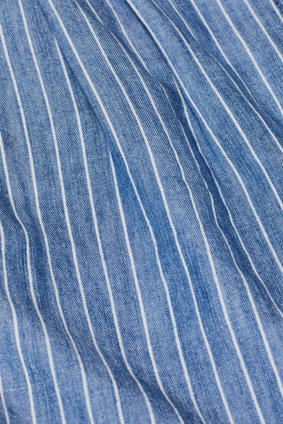 Shorts woven, GREY BLUE, detail image number 4