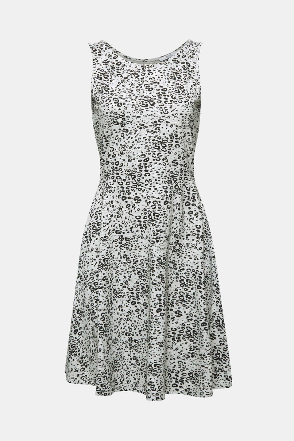 Dresses knitted, LIGHT GREY 5, detail image number 7