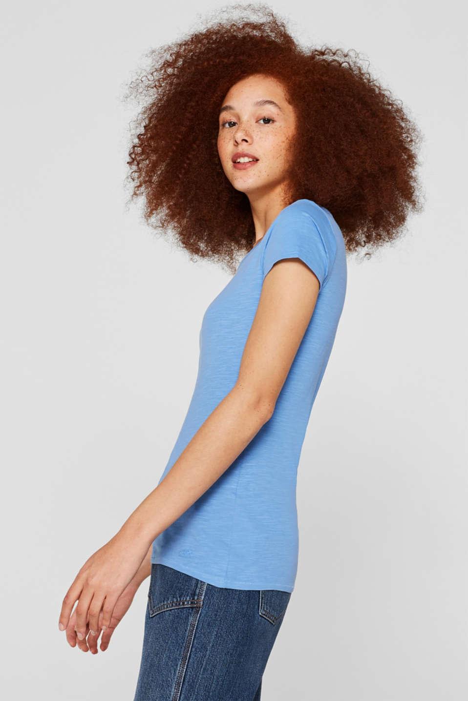 T-Shirts, BLUE LAVENDER 4, detail image number 5