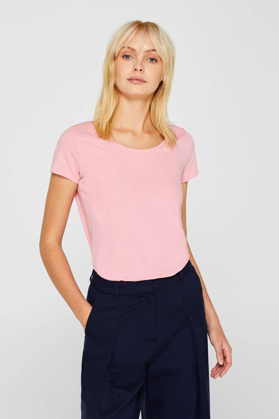 T-Shirts, PINK 4, detail image number 0