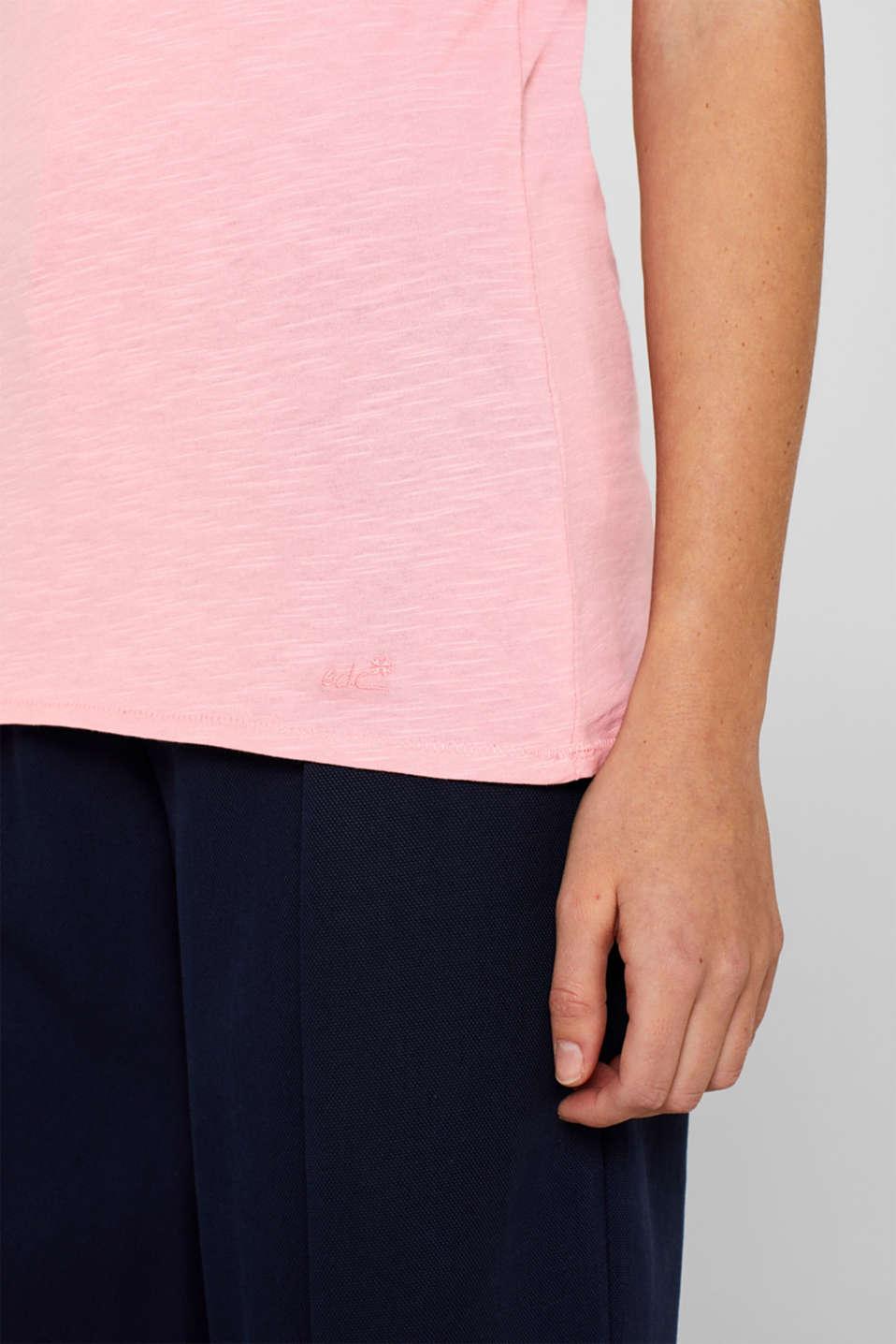 T-Shirts, PINK 4, detail image number 5