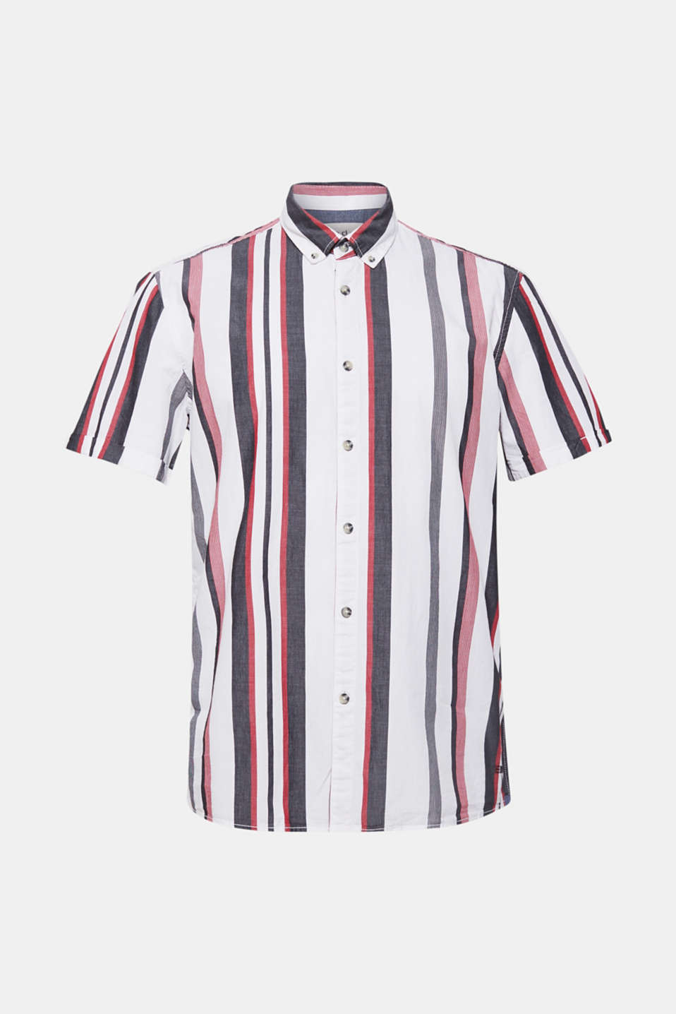 Shirts woven Regular fit, WHITE, detail image number 6