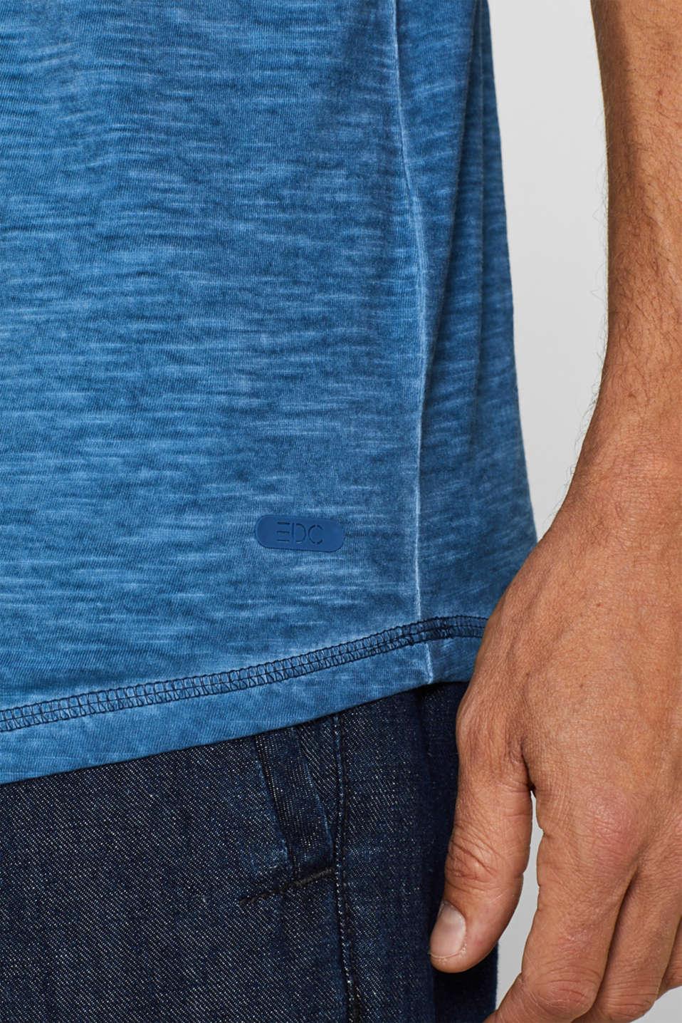 T-Shirts, BLUE, detail image number 1