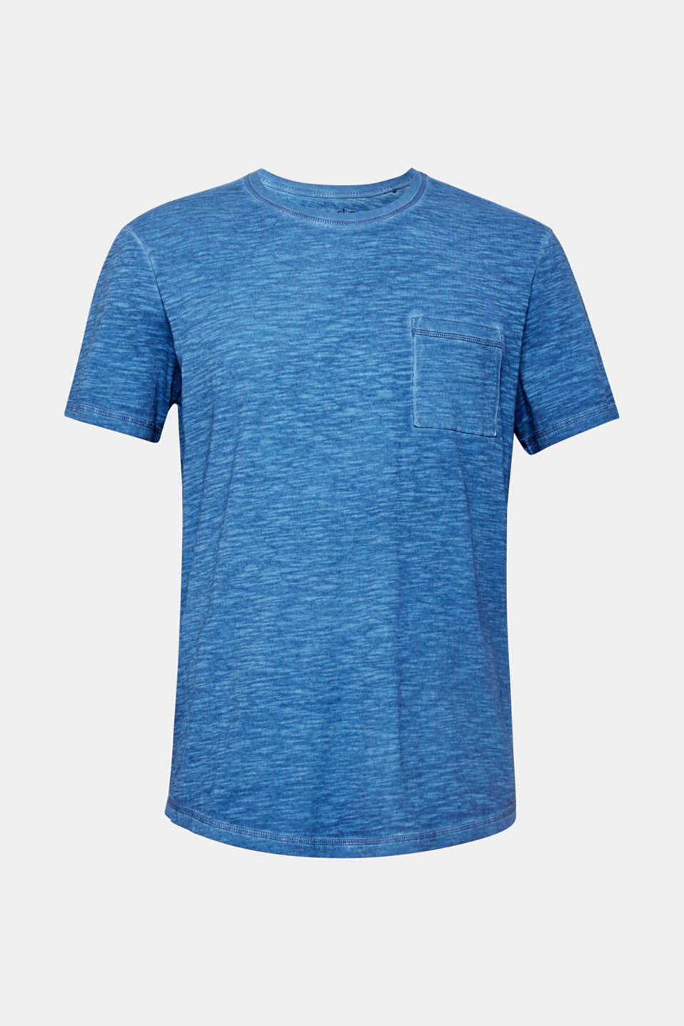 T-Shirts, BLUE, detail image number 5