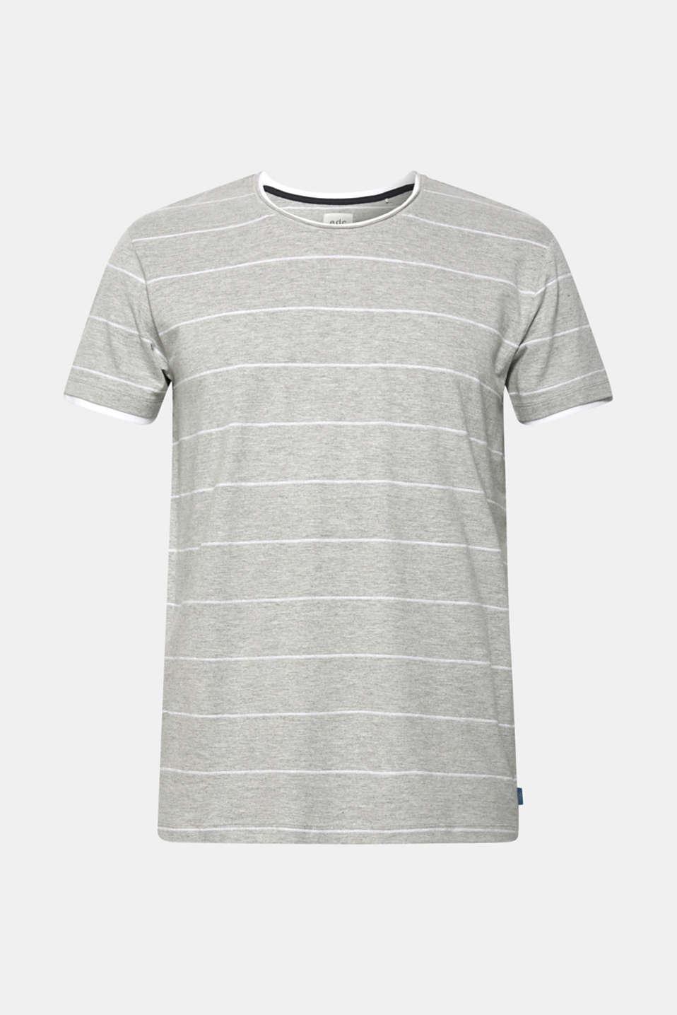 T-Shirts, MEDIUM GREY, detail image number 6