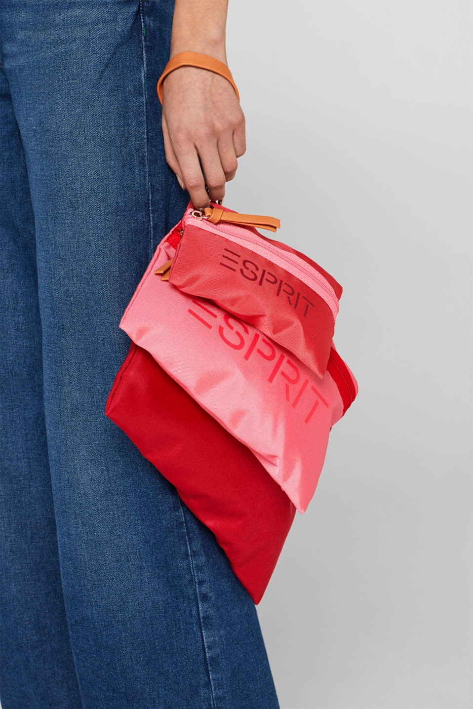 Bags, CORAL RED, detail image number 1