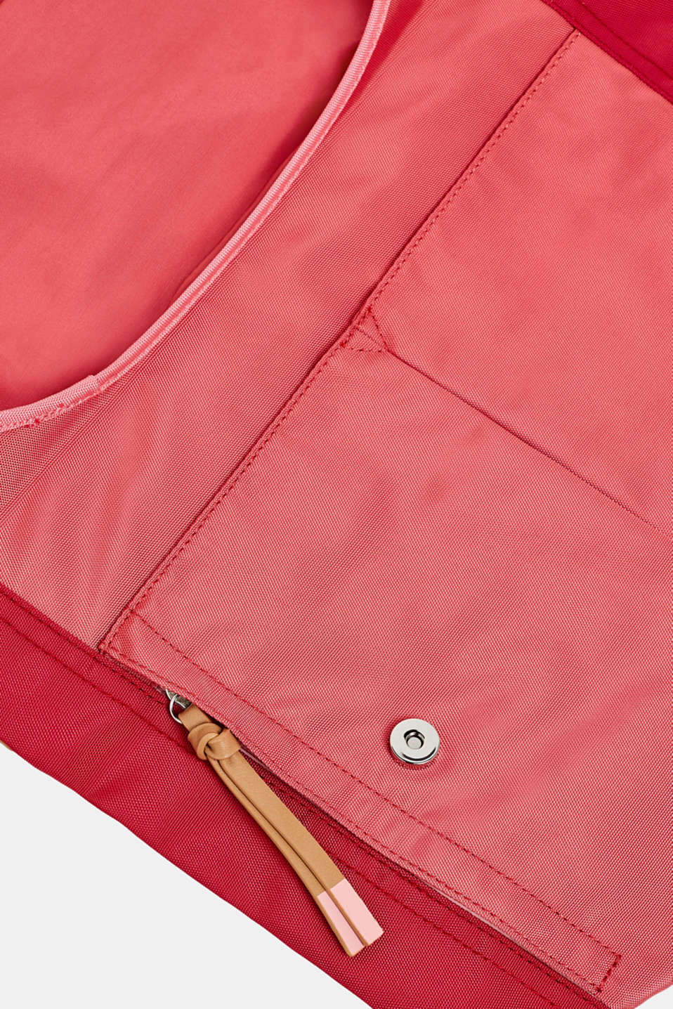 Bags, CORAL RED, detail image number 4