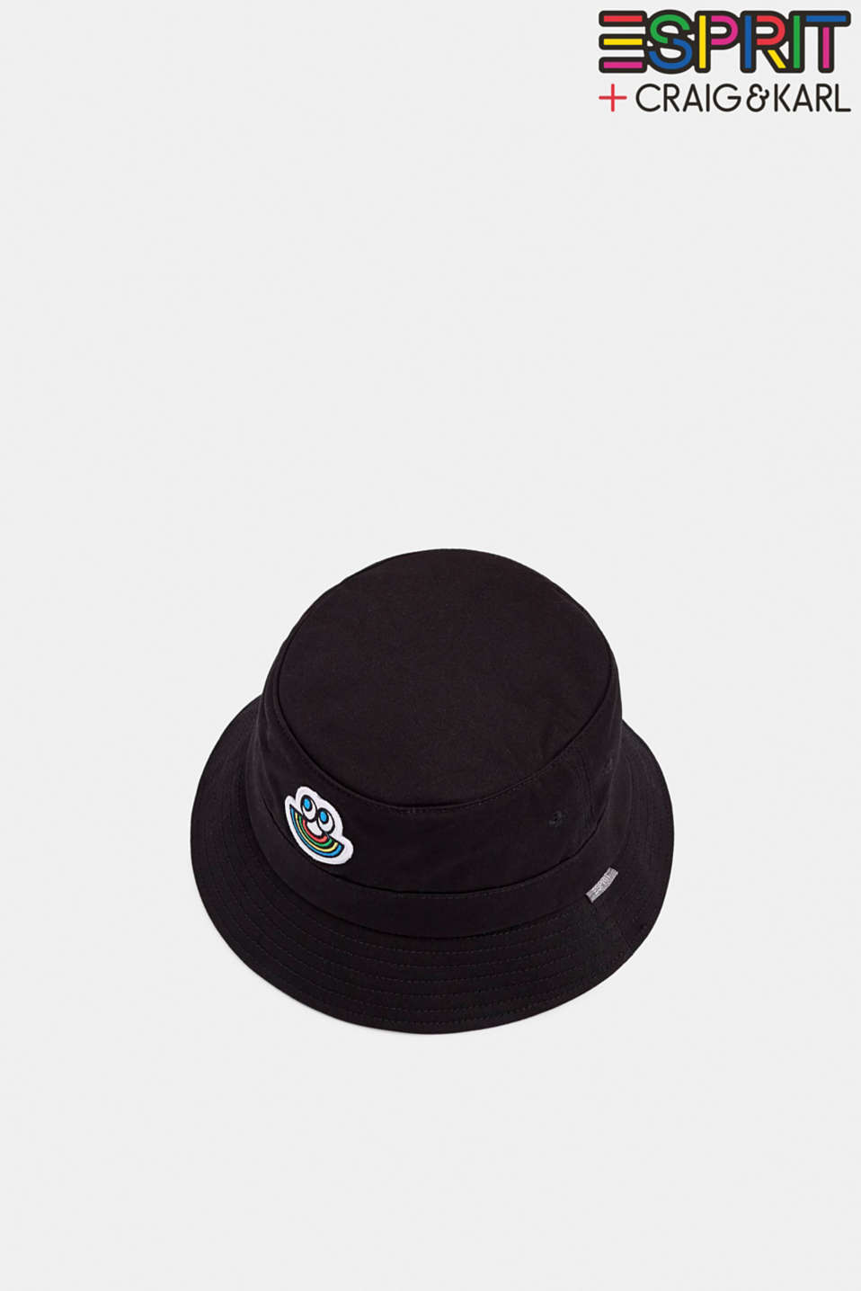 Esprit - CRAIG & KARL: Bucket hat, 100% cotton