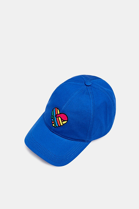 CRAIG & KARL: 100% cotton baseball cap