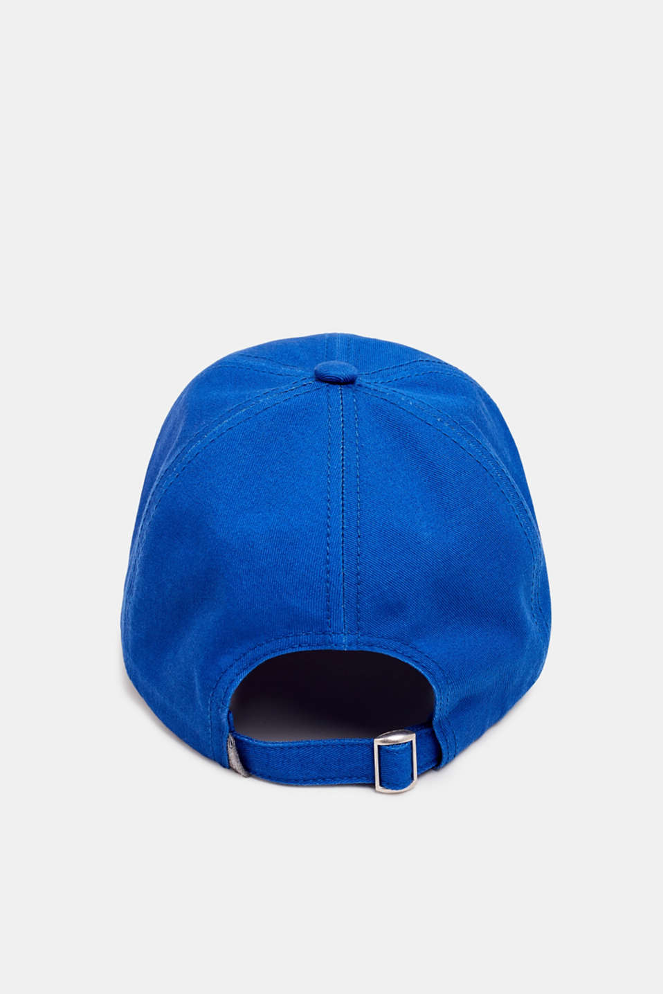 CRAIG & KARL: 100% cotton baseball cap, BRIGHT BLUE, detail image number 3