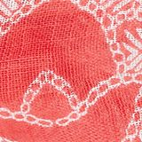 Shawls/Scarves, CORAL RED, swatch
