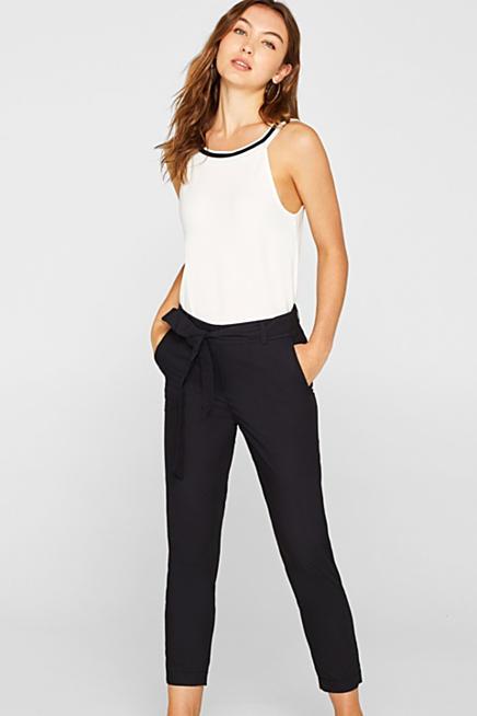 e302b555aa400 Esprit : Pantalons femme sur notre boutique en ligne | ESPRIT