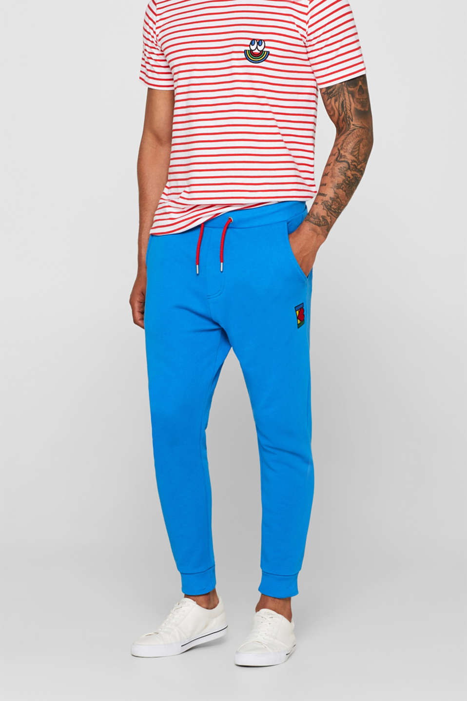 Esprit - CRAIG & KARL: Tracksuit bottoms, 100% organic cotton