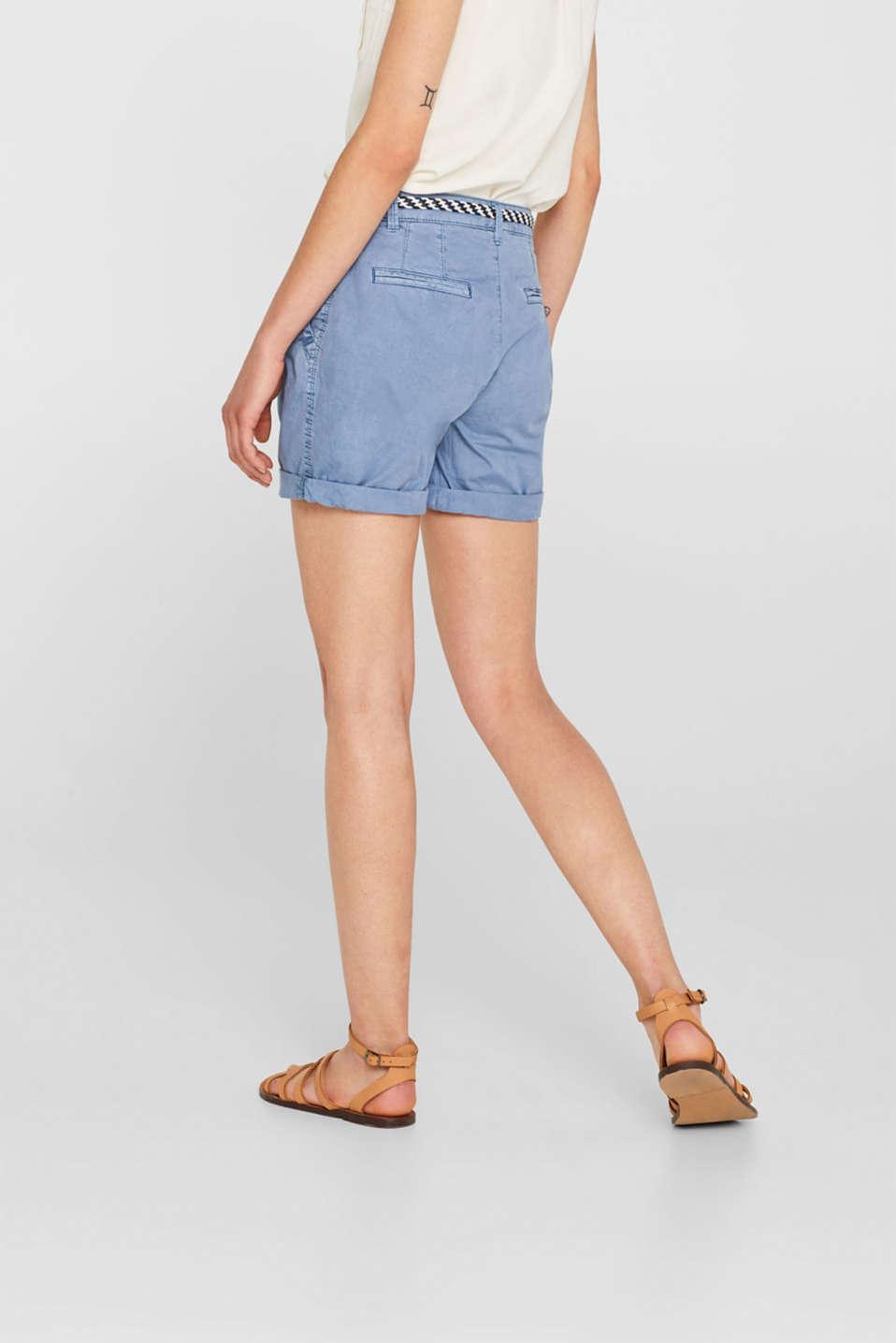 Shorts woven, LIGHT BLUE, detail image number 3