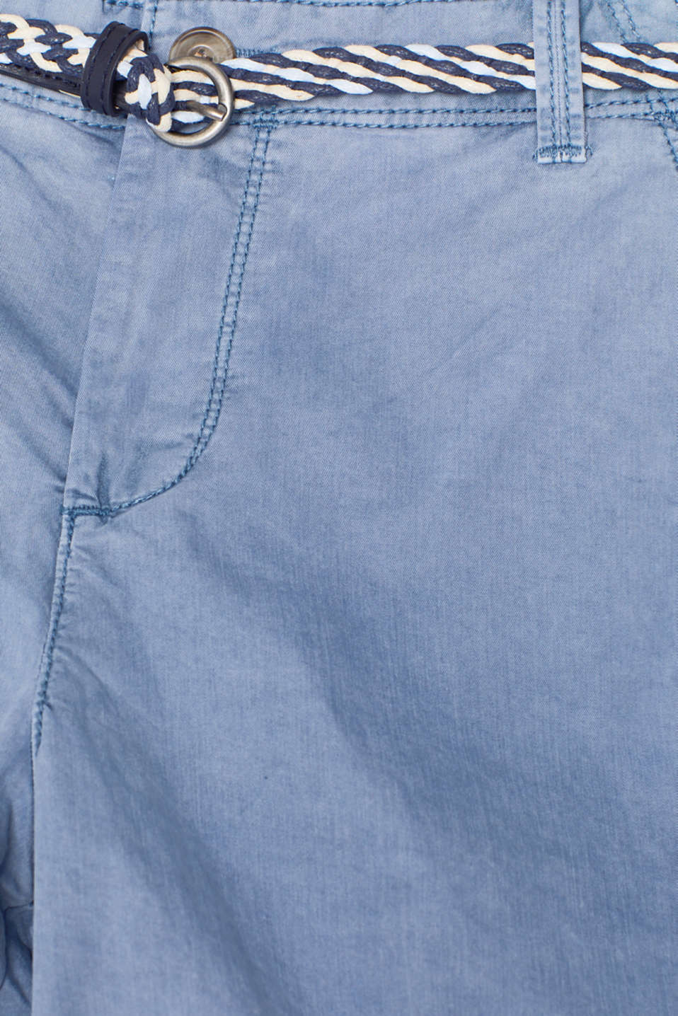 Shorts woven, LIGHT BLUE, detail image number 4