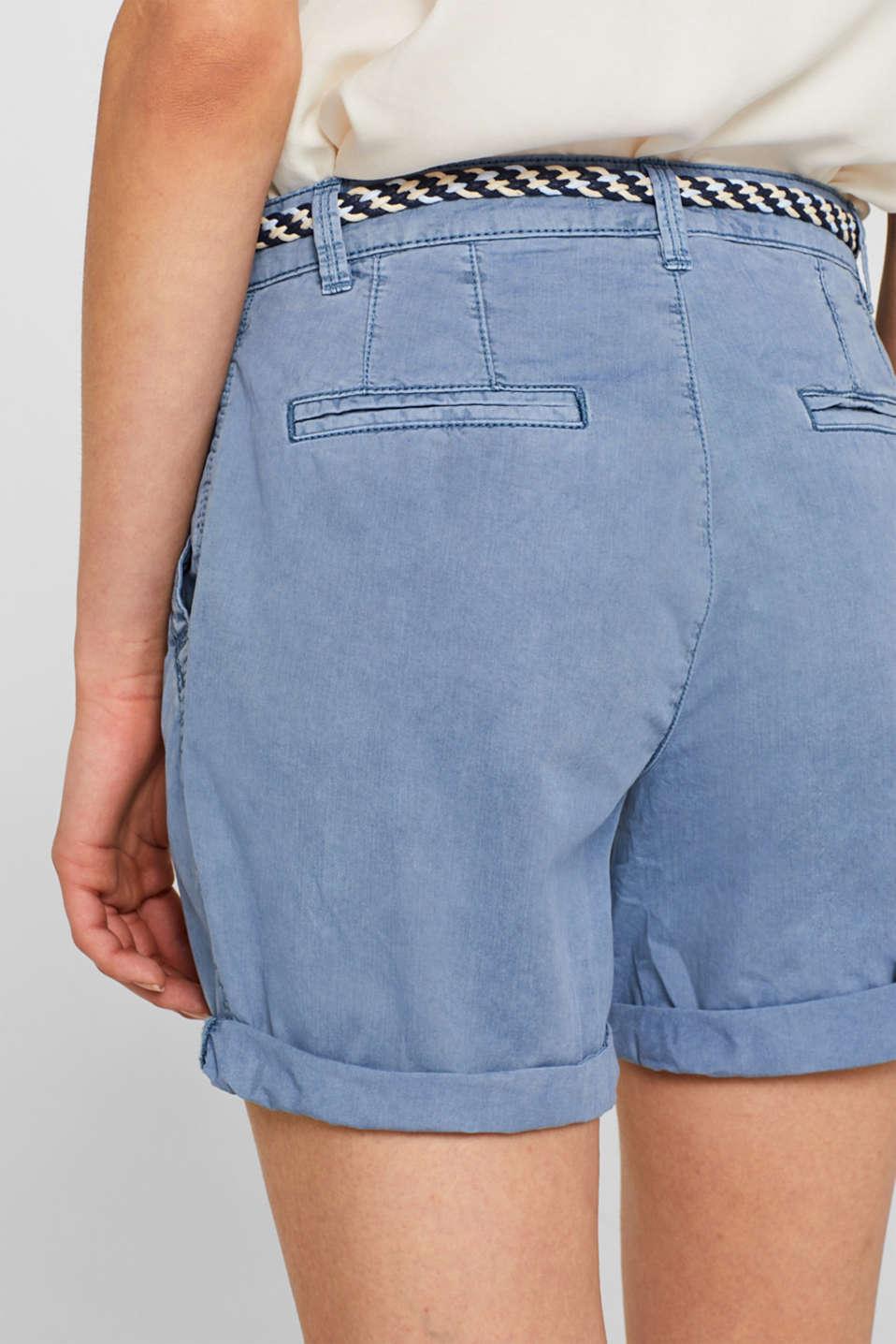 Shorts woven, LIGHT BLUE, detail image number 5