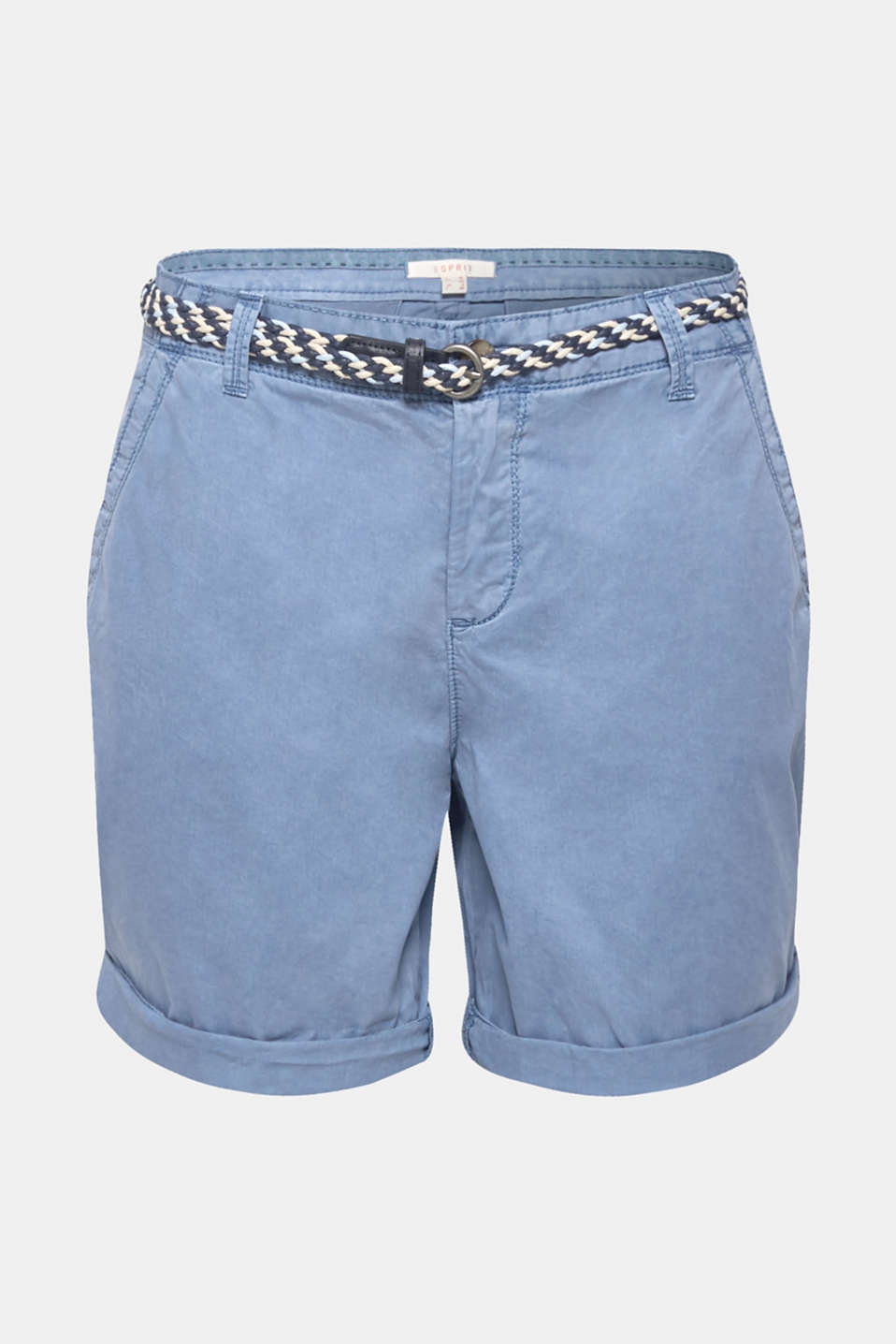 Shorts woven, LIGHT BLUE, detail image number 7
