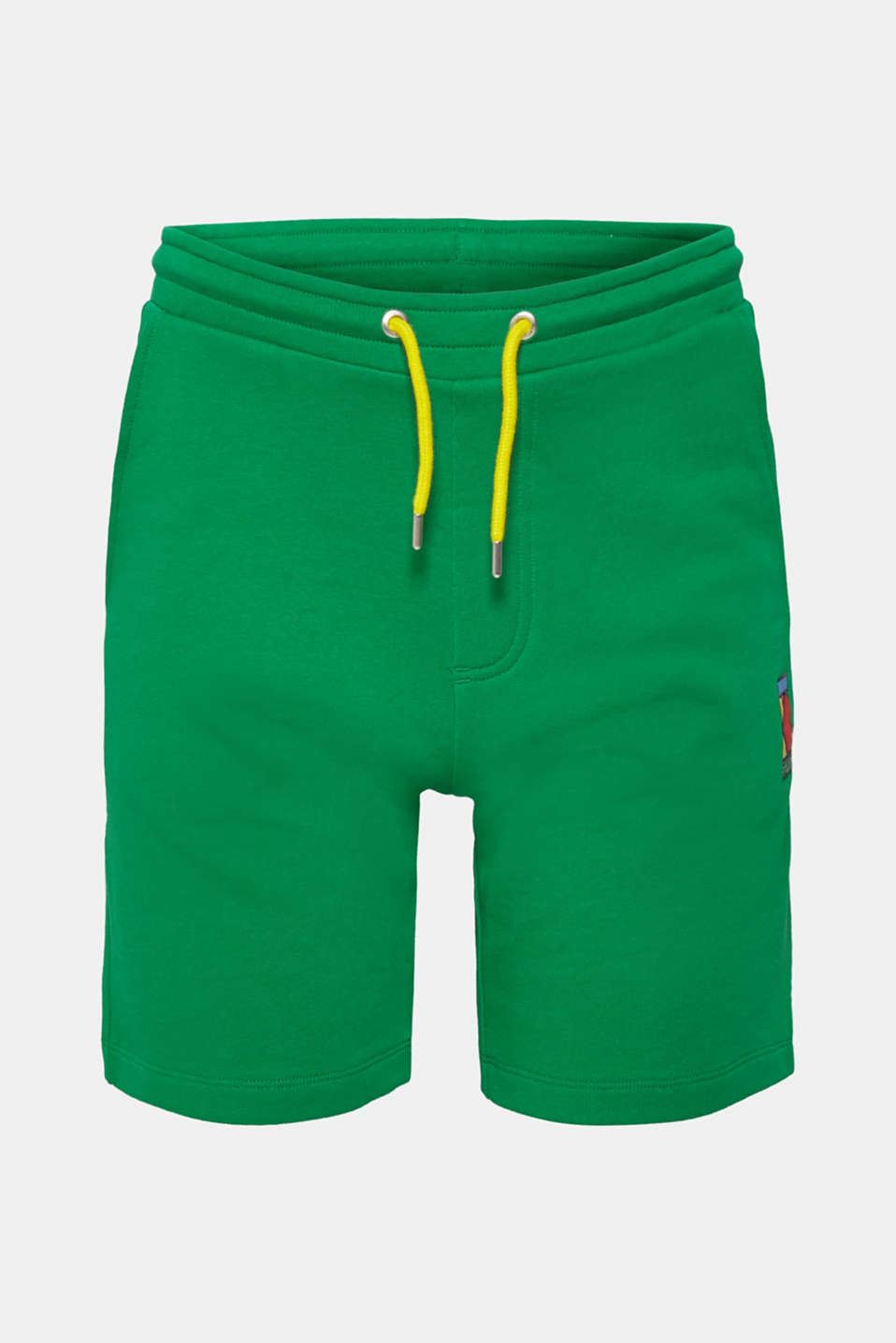 Shorts knitted, GREEN, detail image number 6