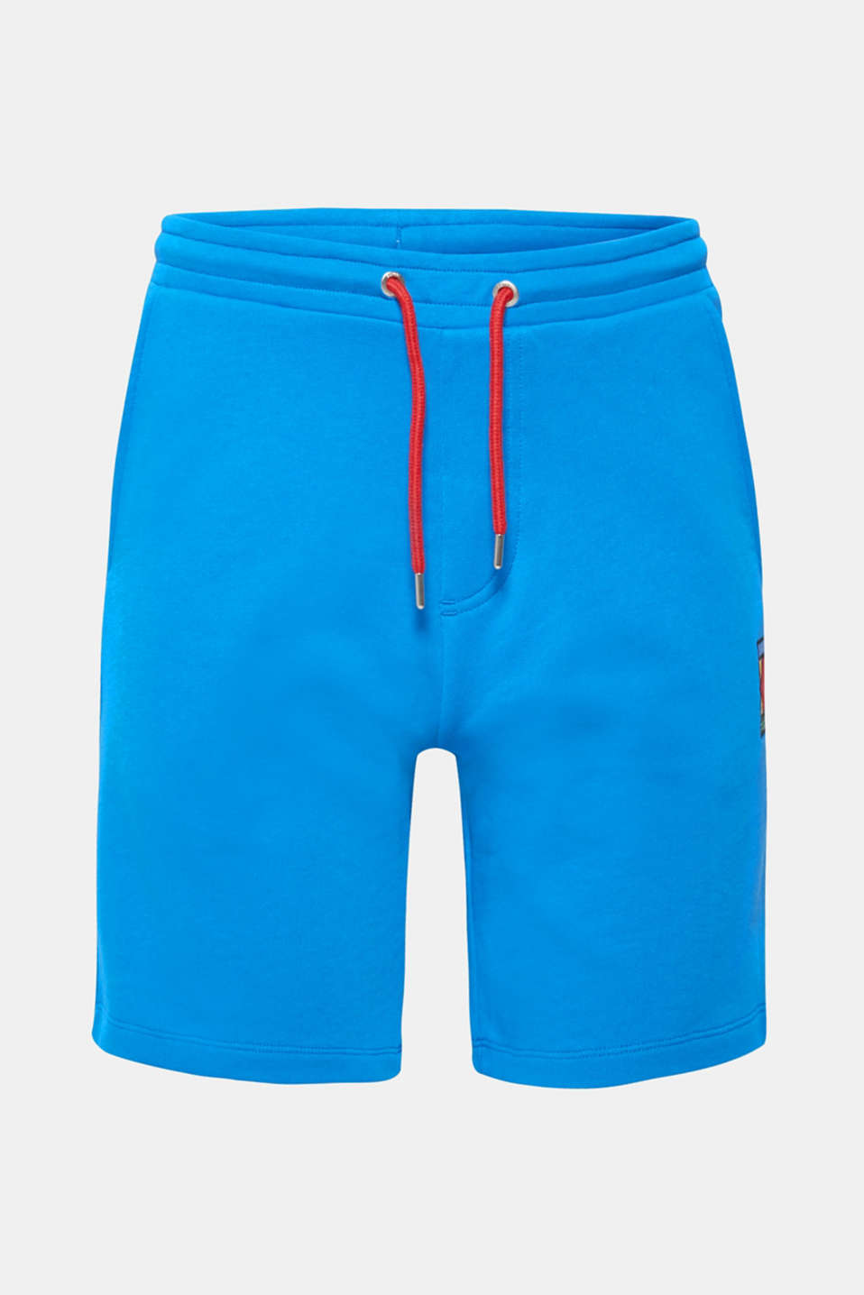 Shorts knitted, BLUE, detail image number 5