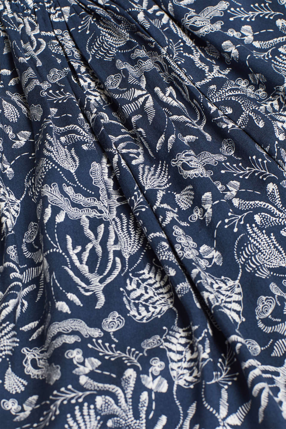 Skirts light woven, NAVY, detail image number 4