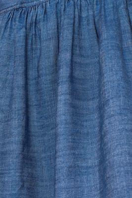 TENCEL™ dress in a denim look