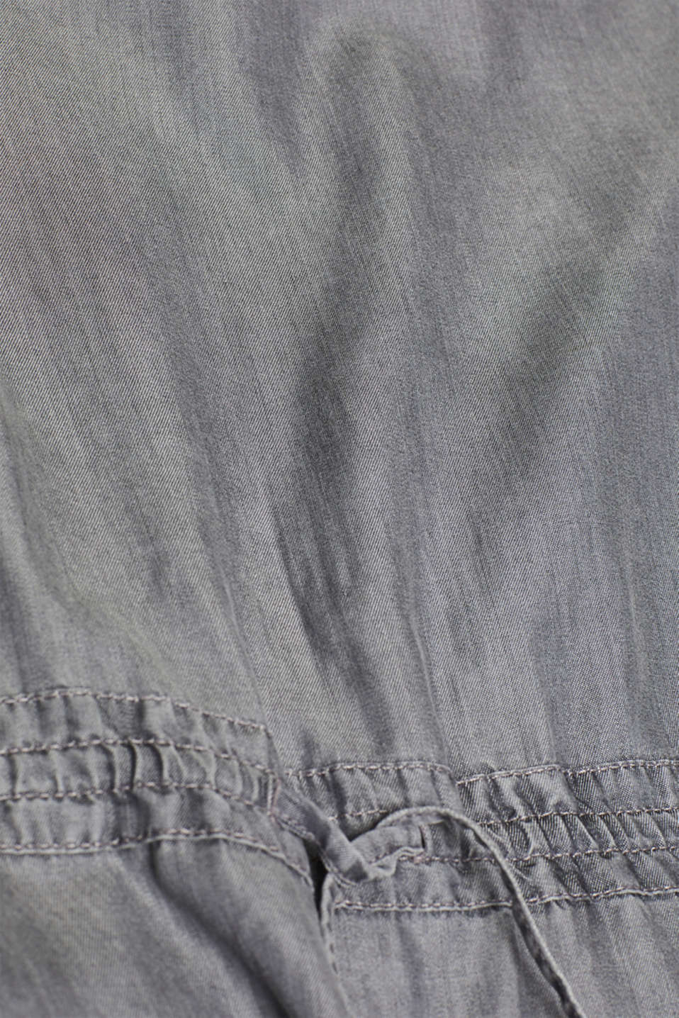 Dresses denim, GREY MEDIUM WASH, detail image number 4