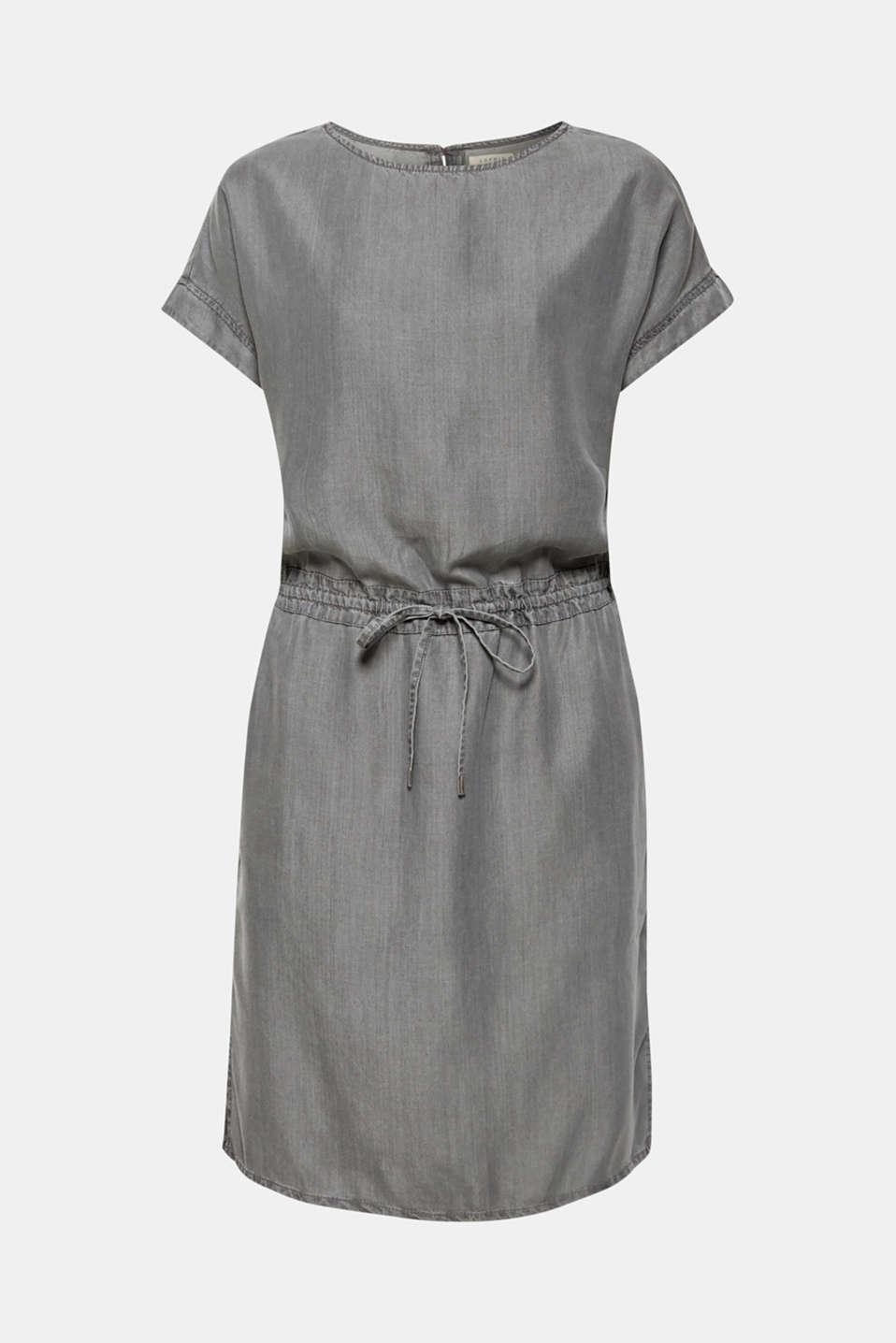 Dresses denim, GREY MEDIUM WASH, detail image number 6