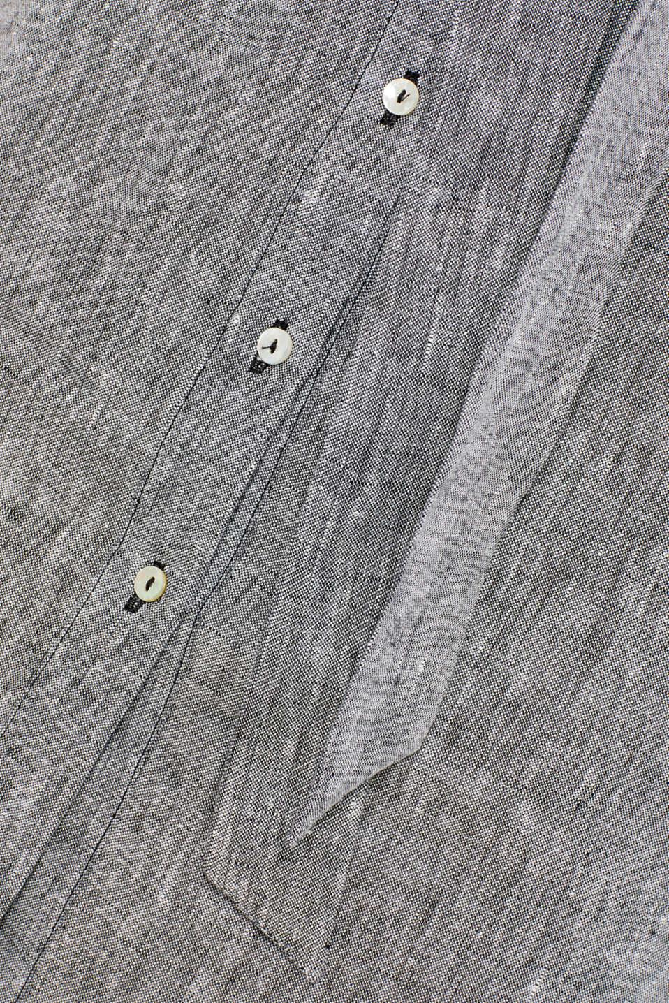 Dresses woven, BLACK, detail image number 4