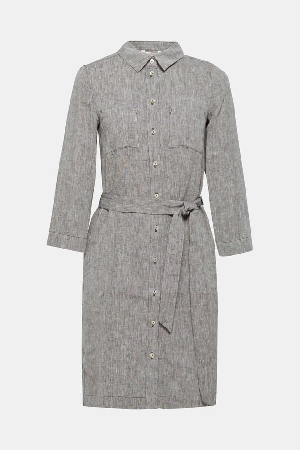 Dresses woven, BLACK, detail image number 5
