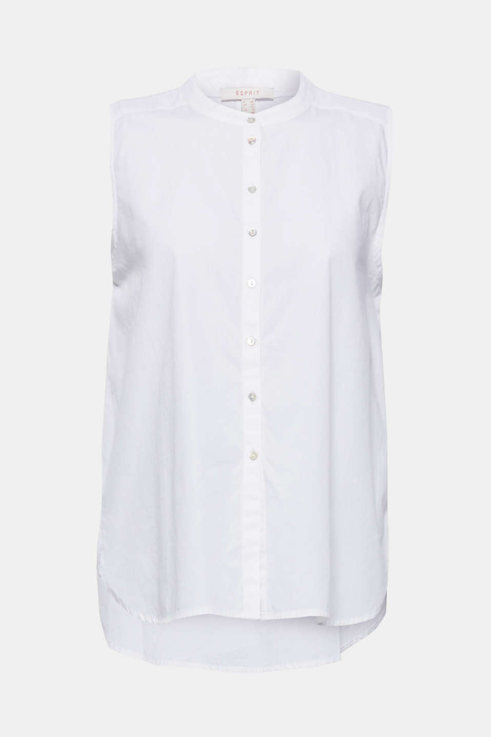 Blouses woven, WHITE, detail image number 8