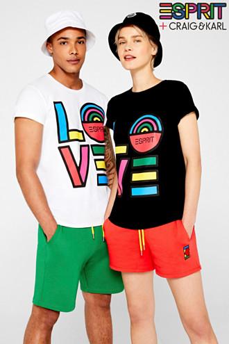CRAIG & KARL: Love T-shirt, 100% organic cotton