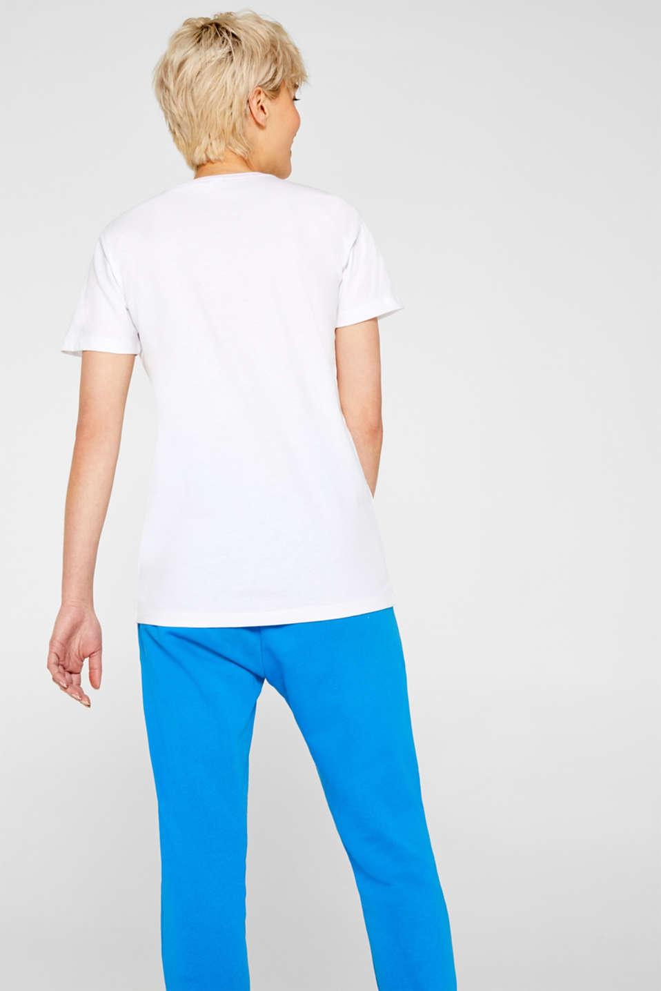 CRAIG & KARL: Love T-shirt, 100% organic cotton, WHITE, detail image number 3