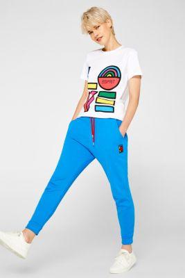 CRAIG & KARL: Love T-shirt, 100% organic cotton, WHITE, detail